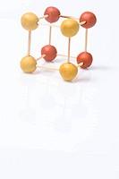 Plasticine molecule