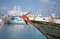 Gui Hou Harbour, Fishing Harbor, Yehliu, North Coastline, Taipei, Taiwan, Asia,