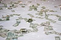 big sack of money