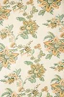 Vintage floral.