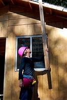 Female Construction Worke