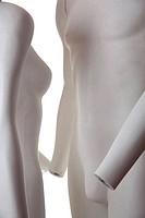Manequin couple - Love