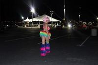 Nadeea Volianova at the final night of the Electric Daisy Carnival where she was D.J.ing, Las Vegas, NV 06-22-15 David Edwards/Dailyceleb Photo via Ne...