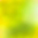 Yellow light soft background