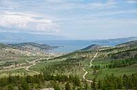 Olkhon's Gate Strait