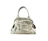 Luxury of gray fashion woman handbag