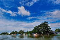 Off the eastern coast of Sumatra, flanked by the Gaspar and Karimata Straits, lies an enchanting island with beautiful beaches and fascinating scenery...