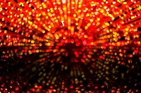 Abstract defocused light background