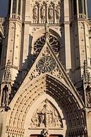 France, Lorraine, Nancy, Basilique Saint-Ã. pvre, basilica.