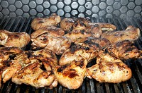 grill the wings