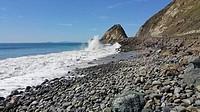 Rogue waves at Point Mugu, CA