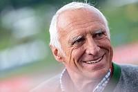 "Unternehmer Dietrich ""Didi"" Mateschitz, Eigentümer Red Bull // during the Legend Race of the Austrian Formula One Grand Prix at the Red Bull Ring in S..."