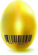 golden chicken eggs