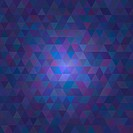 Abstract Triangle Seamless Pattern Background for Design