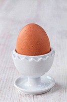 Coque egg for breakfast
