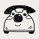 Doodle Toy phone