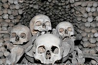 Sedlec Ossuary is a small Roman Catholic chapel, located beneath the Cemetery Church of All Saints in Sedlec, a suburb of Kutna Hora in the Czech Repu...