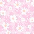 seamless cute flower background