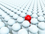 be different be the one