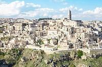 Matera, Italy, Unesco heritage