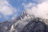 Schöne Landschaft im Tennengebirge