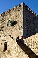 Donjon of the medieval castle, Monsaraz