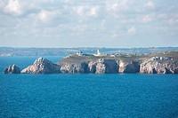 Brittany, The Pointe du Toulinguet