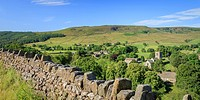 Burnsall Craven North Yorkshire England.