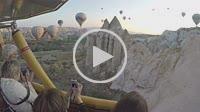 Turkey, Central Anatolia, Cappadocia, Cavusin, Love Valley