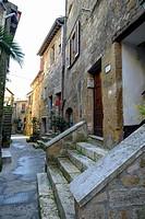 Pitigliano, Maremma, Grosseto, Tuscany, Italy