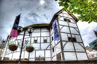 The Globe Theatre was a theatre in London associated with William Shakespeare. It was built in 1599 by Shakespeare´s playing company, the Lord Chamber...