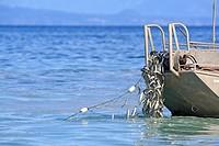 Herring fishery near Nanaimo, Vancouver Island, British Columbia.