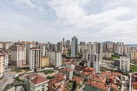 Buildings in Istanbul Asia part