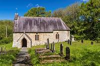 Church of St Dogmael, Meline, Pembrokeshire, United Kingdom, Europe.