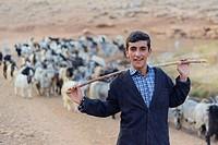 Qashqai nomads.