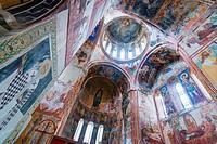 Gelati Monastery, Imereti Region, Georgia, Middle East.