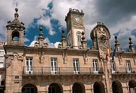 City Council, Lugo, Region of Galicia, Spain, Europe.
