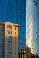 Flame Towers, Baku City, Azerbaijan, Middle East.