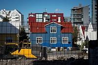 Iceland, Capital Region, Reykjavik, Laugavegur