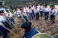 """""""""""""""""""""""Las Marzas"""""""", Soba Valley, Cantabria, Spain, Europe."""