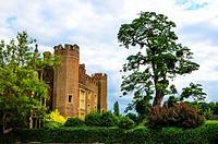 Hampton Court Palace - England.