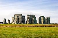 Stonehenge - England.