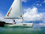 Private sailing classes or lessons in Six Senses Resort, Koh Yao Noi, Phang Nga Bay, Thailand, Asia. Six Senses Yao Noi sets the highest benchmark for...