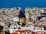 Greece, Thessaloniki.