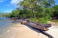 Beach, Barú Island, Colombia