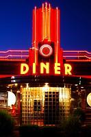 Hyde Park Diner.