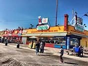 Brooklyn, NY, Coney Island Boardwalk