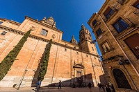 Cathedral, Salamanca, Spain
