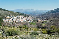 Serranillos. Avila. Castilla Leon. Spain. Europe.