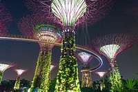 Singapore's Gardens by the Bay.